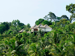 Banyan Tree to open eco resort in Singapore