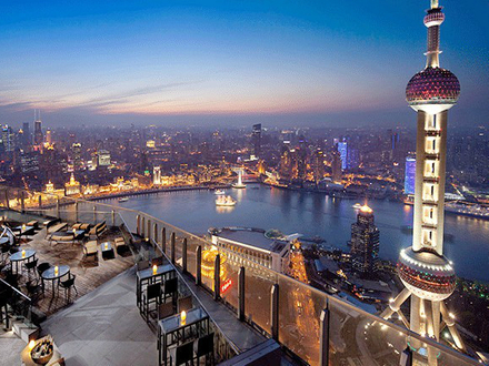 Best places to party in Shanghai