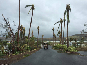 Cyclone Debbie tears through QLD event infrastructure