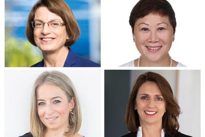 Leading ladies of events