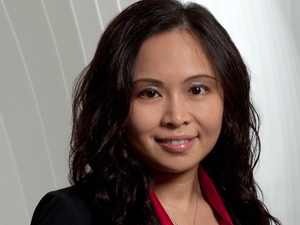 60 seconds with... Janet Yu