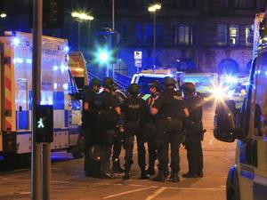 Terror threat in UK raised to 'critical'