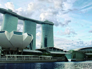 We don't want to be the Eiffel Tower of Singapore: Marina Bay Sands