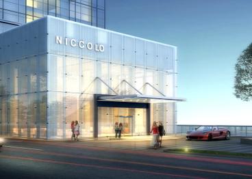 Niccolo Chengdu opens