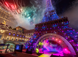 How Uniplan delivered Parisian Macao grand opening extravaganza
