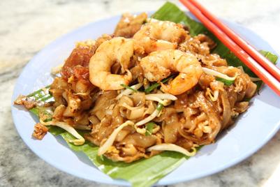 Best street eats in Penang