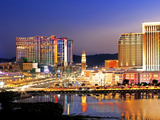 Macau's gaming addiction