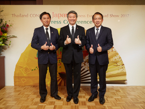 TCEB sharpens focus on event planners in Japan