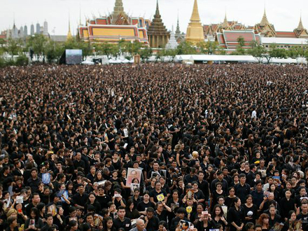 Thailand mourning period ends: What next for events?