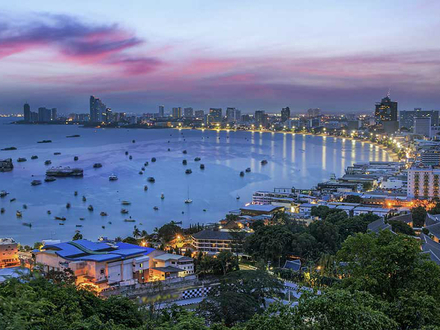 Thailand's bold economic strategy has events in focus