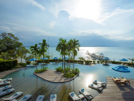 Ultimate spa retreats in Batam