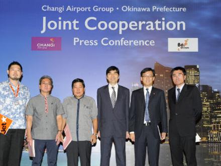 Singapore and Okinawa increase connectivity
