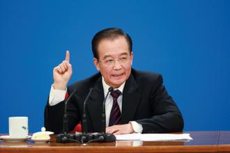 Break up the China banks, says Wen