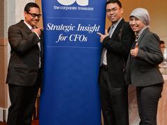 The Corporate Treasurer 2013 Awards Luncheon