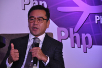 Rafael J. Consing, Vice President Finance and Treasurer, International Container Terminal Services, Inc.