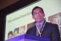 Hans Sicat, President and Chief Executive Officer, The Philippines Stock Exchange