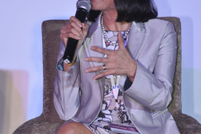Sherisa Nuesa, President and Director, ALFM Funds Group