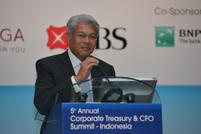 Arwin Rasyid, President Director, CIMB Niaga