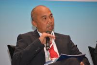 Ridwan Hamid, Finance & Legal Group Director, Samudera Indonesia