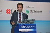 Bruno Lechevalier, Head - Supply Chain Management Group Asia Pacific, BNP Paribas Singapore