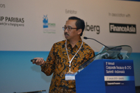 Dr Juda Agung, Executive Director, Economic and Monetary Policy Department, Bank Indonesia