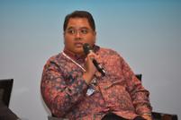 Dion Sumedi, Sales Director, PT Lafarge Cement Indonesia