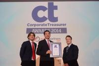 Marquee Award - Asia's Best CFO, Wirat Uanarumit, PTT  Public Company Limited