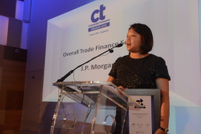 Service Satisfaction Rankings Awards: Overall Trade Finance Service, Agatha Lee, J.P. Morgan