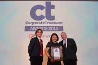 Service Satisfaction Rankings Awards: Knowledge of customer's industry, Trade Finance Services, Agatha Lee, Head of Sales, APAC, Global Trade & Loan Products, J.P.Morgan
