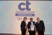 Service Satisfaction Rankings Awards: Risk Advice and Management, Trade Finance Services, Vivek Gupta Global Head of Supply Chain Finance, ANZ