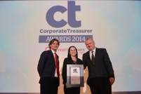 Service Satisfaction Rankings Awards: Understanding of Customer's Business, Cash Management Services, Di Challenor, Head of Treasury Services, APAC, J.P. Morgan