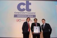 Best Bank in Indonesia, Sapta Sutjipta Adi, General Manager Bank Mandiri Singapore