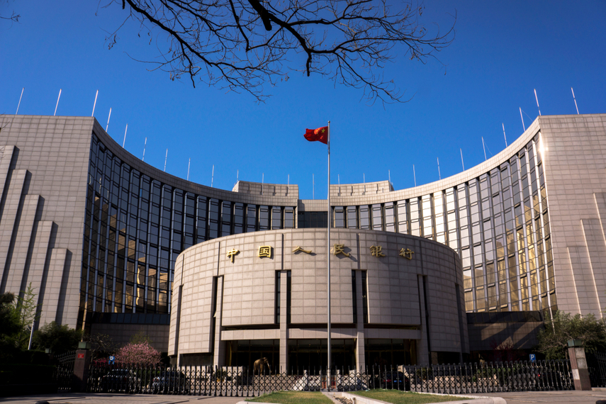China's central bank is said to have provided informal tax guidance