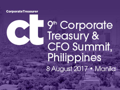 9th Corporate Treasury & CFO Summit - Philippines