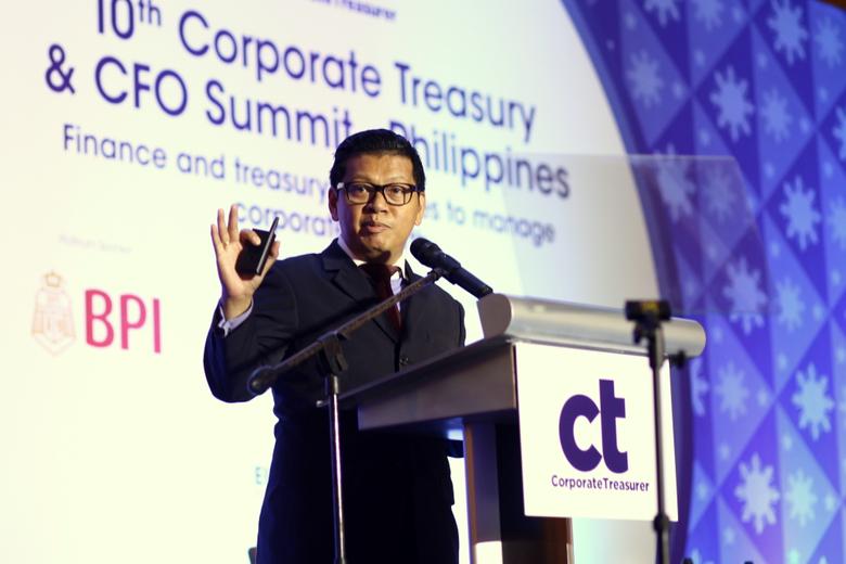 10th Corporate Treasury & CFO Summit, Philippines