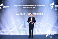 WeChat turned to UOB Malaysia when looking for an end-to-end cash management solution to help support its business priorities