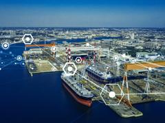 Turning the tide: creating a new digital logistics future
