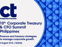 10th Corporate Treasury & CFO Summit Philippines