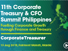 11th Corporate Treasury & CFO Summit - Philippines