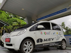 DBS leads financing to drive Indonesian electric vehicles