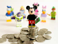Disney to set up Asian regional treasury centre