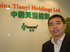 Q&A: China Tianyi Holdings