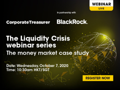 The Liquidity Crisis webinar series | The money market case study