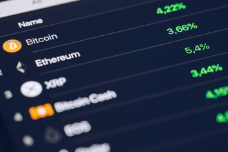 S&P Dow Jones Indices launches cryptocurrency series