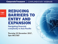 Reducing barriers to entry and expansion - Navigating financial complexity in Asia Pacific