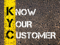 The utility approach to KYC is the future