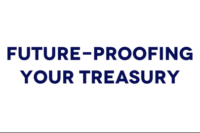 Video: Treasury transformation key to prepare for future shocks
