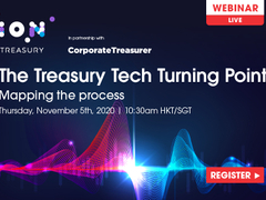 The Treasury Tech Turning Point - Mapping the process