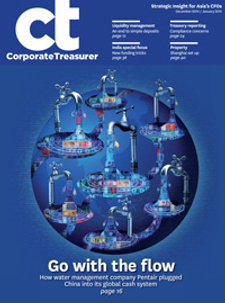 The Corporate Treasurer Magazine
