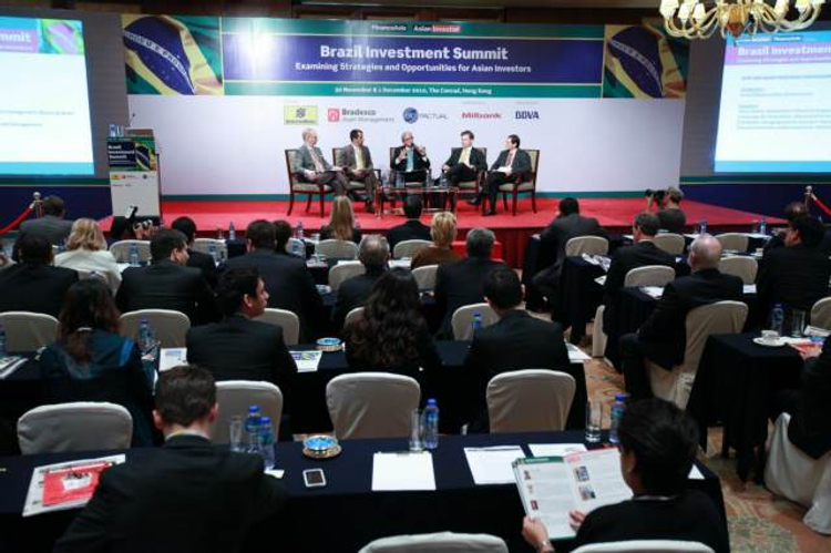 Opening Panel: Why are Asian Investors choosing Brazil?